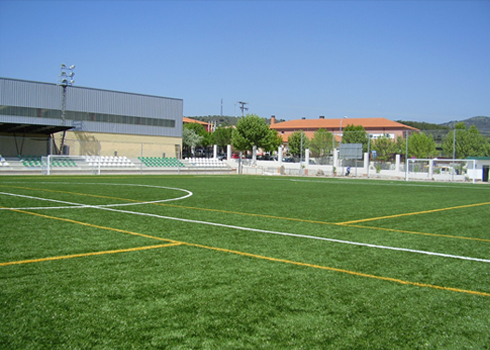 Grupo consvial campo de futbol navas del rey - Pavimarsa navas del rey ...